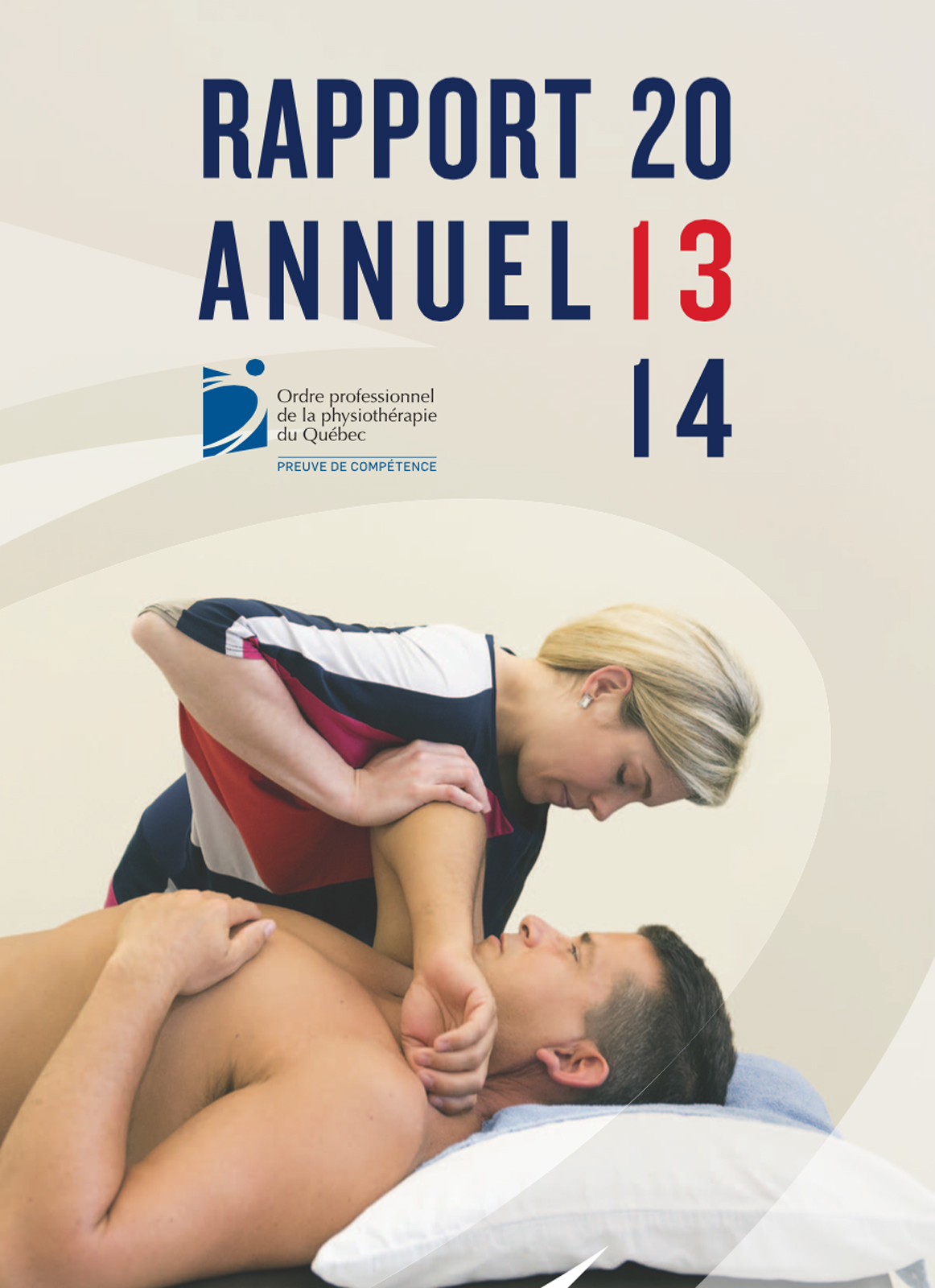rapport annuel physio