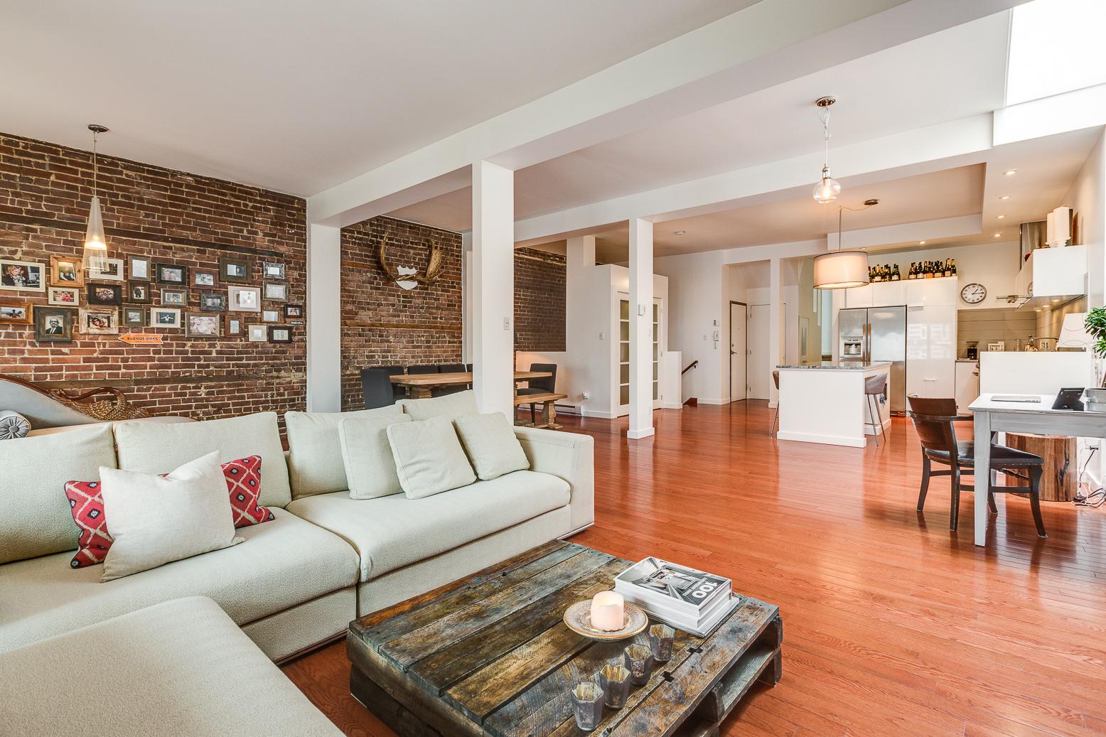 Condominium haut de gamme à louer au coeur du MILE END