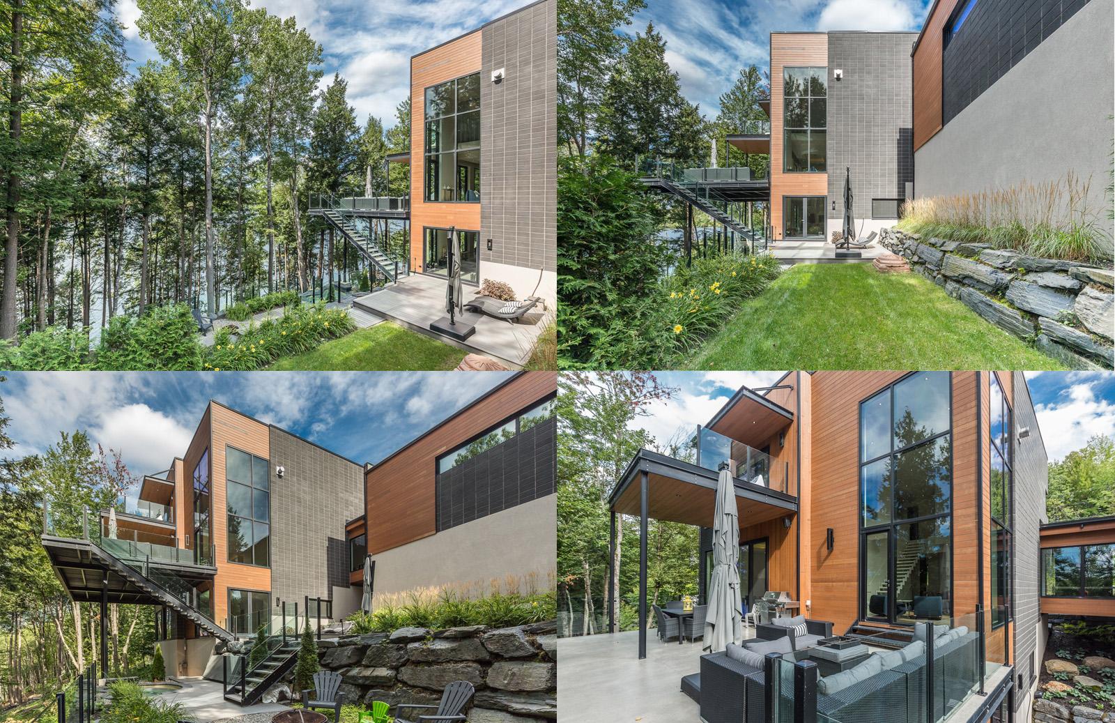 Century 21 Estrie maison contemporaine sherbrooke