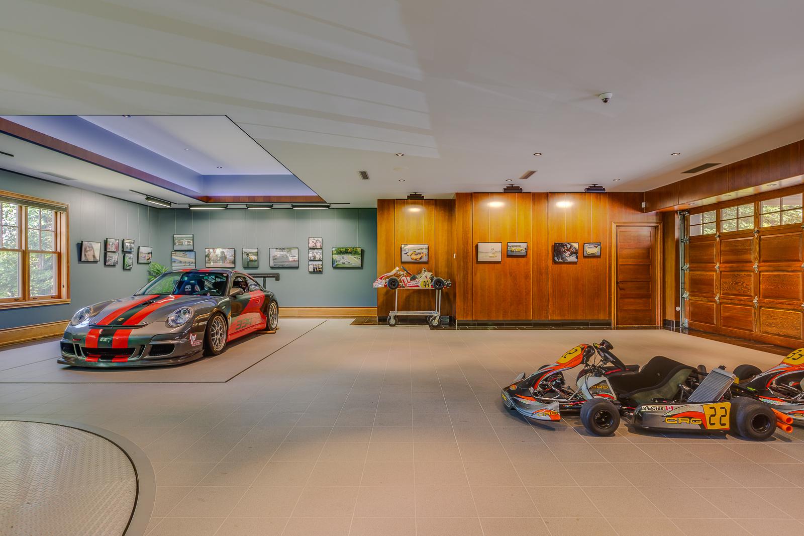 Engel & Volkers garage hors du commun shefford